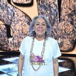 Carmen Gahona en la primera gala de 'Tierra de nadie' de 'Supervivientes 2020'