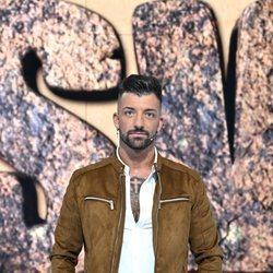 Rubén Sánchez en la primera gala de 'Tierra de nadie' de 'Supervivientes 2020'