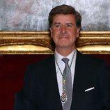 Cayetano Martínez de Irujo recibe la medalla de honor de la Real Academia Nacional de Medicina