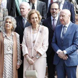 La Reina Sofía en los Premios Íñigo Álvarez de Toledo a la Investigación Científica