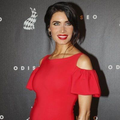 Pilar Rubio en la inauguración del Casino Odiseo