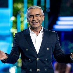 Jorge Javier Vázquez en la segunda gala de 'Supervivientes 2020'