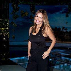 Ivonne Reyes en la segunda gala de 'Supervivientes 2020'