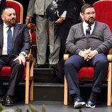 Pepón Nieto y Dani García, nombrados Hijos Predilectos de Marbella