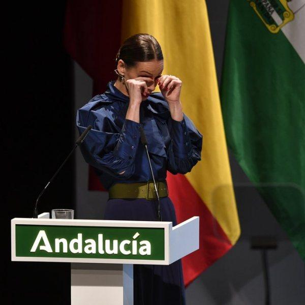 Entrega de las Medallas de Andalucía 2020