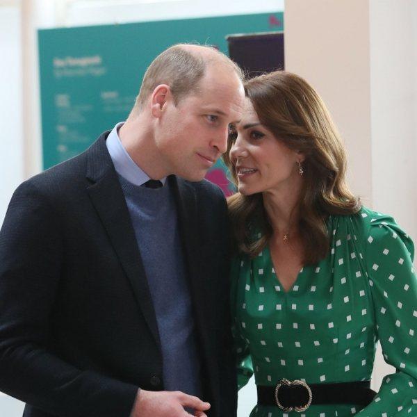 Visita oficial del Príncipe Guillermo y Kate Middleton a Irlanda