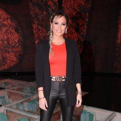 Gloria Camila en el tercer programa de 'Conexión Honduras' de 'Supervivientes 2020'