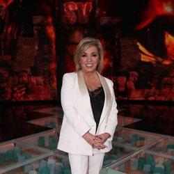 Carmen Borrego en el tercer programa de 'Conexión Honduras' de 'Supervivientes 2020'