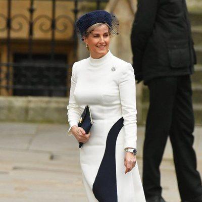 La Condesa de Wessex en el Día de la Commonwealth 2020