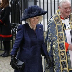 Camilla Parker en el Día de la Commonwealth 2020