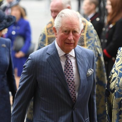 El Príncipe Carlos en el Día de la Commonwealth 2020