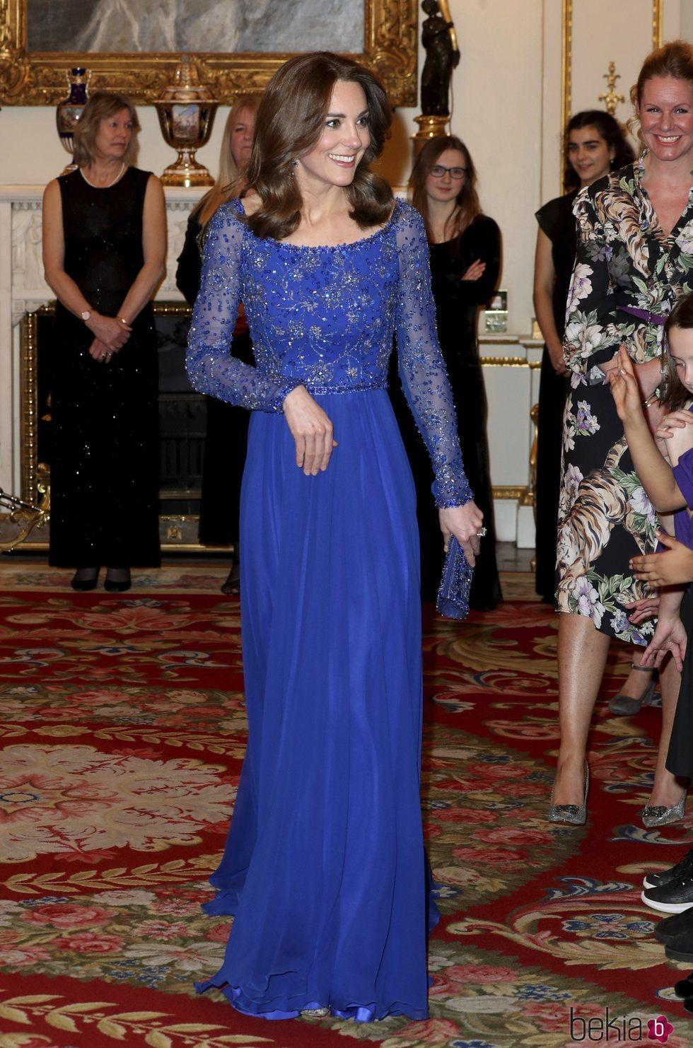 Kate Middleton en la gala del 25 aniversario de Place2Be