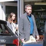 Ana de Armas y Ben Affleck saliendo a tomar un café juntos tras confirmarse su relación