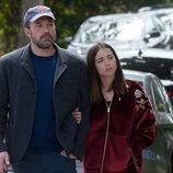 Ben Affleck y Ana de Armas paseando por Los Ángeles