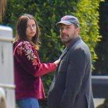 Ben Affleck y Ana de Armas paseando juntos por Los Ángeles