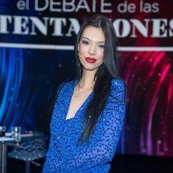 Alejandra Rubio posando en un debate de 'La isla de las tentaciones'