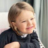 Alejandro de Suecia con 4 años
