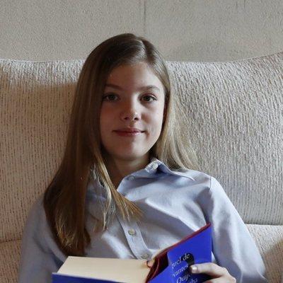 La Infanta Sofía en la lectura virtual de 'El Quijote'