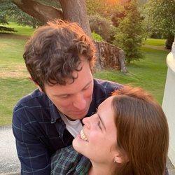 La Princesa Eugenia de York y Jack Brooksbank celebran su décimo aniversario con una romántica foto