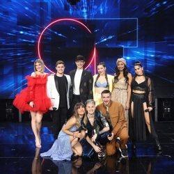 Los concursantes de 'OT 2020' en la gala 10