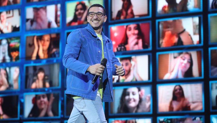 Bruno, concursante expulsado durante la gala 11 de 'OT 2020'