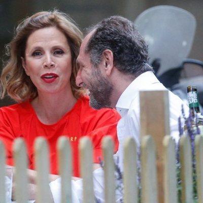 Ágatha Ruiz de la Prada y Luis Gasset en Madrid