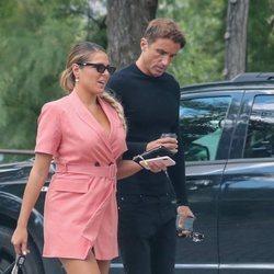 Ivana Icardi y Hugo Sierra salen a comer juntos por Madrid
