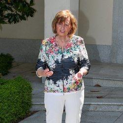 María Teresa Campos celebrando su 79 cumpleaños