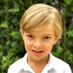 Nicolás de Suecia en su 5 cumpleaños