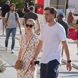 Alexandra de Hannover y Ben Sylvester Strautmann en Saint-Tropez tras el confinamiento