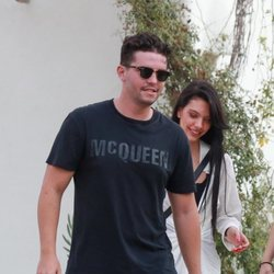 Alejandra Rubio y Tassio de la Vega durante unas vacaciones en Ibiza