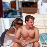 Amelia Bono y Aitor Gómez de vacaciones en Ibiza