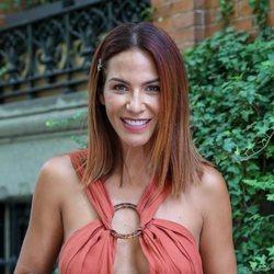 Tamara Gorro saliendo a comer en Madrid