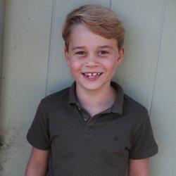 El Príncipe Jorge de Cambridge cumple 7 años