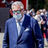 El Príncipe Laurent de Bélgica en el Día Nacional de Bélgica 2020