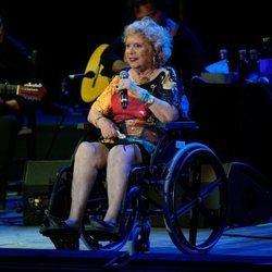 María Jiménez vuelve a los escenarios en el Festival Starlite de Marbella 2020