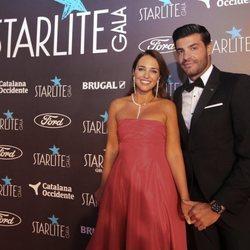 Paula Echevarría y Miguel Torres en el festival Starlite de Marbella 2020
