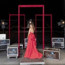 Paula Echevarría, espectacular en el festival Starlite de Marbella 2020