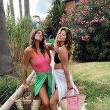 Anita y Laura Matamoros disfrutan juntas de Tarifa
