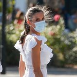 La Reina Letizia en Ibiza