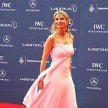 Corinna en los Laureus 2006 en Barcelona