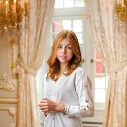 La Princesa Alexia de Holanda en su posado de verano 2020