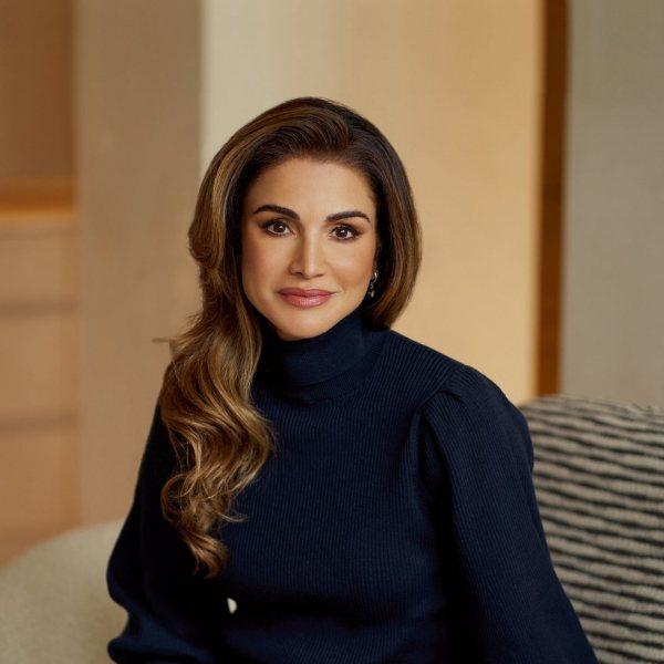 Rania de Jordania, un repaso de su vida en imágenes