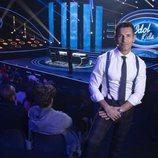 Jesús Vázquez en el primer programa de 'Idol Kids'