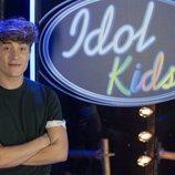 Carlos Marco en el primer programa de 'Idol Kids'