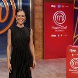 Raquel Sánchez Silva en la presentación de 'Masterchef Celebrity 5'