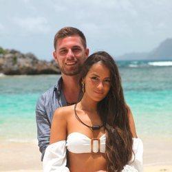 Melyssa y Tom, participantes de 'La isla de las tentaciones 2'
