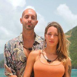 Pablo y Mayka, participantes de 'La isla de las tentaciones 2'