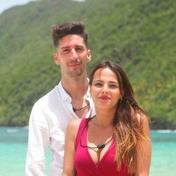 Marta Peñate y Lester, participantes de 'La isla de las tentaciones 2'