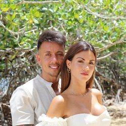 Cristian y Melodie, participantes de 'La isla de las tentaciones 2'